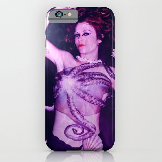 Ursula-Disney Villains Series iPhone & iPod Case