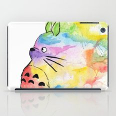 My Rainbow Totoro iPad Case
