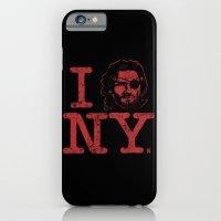 I (Snake) NY iPhone 6 Slim Case