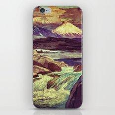 The Rising Fall iPhone & iPod Skin