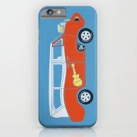 The  Monkeemobile Van iPhone 6 Slim Case