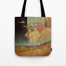 Overlands Tote Bag
