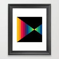 Tom Baker Framed Art Print