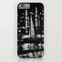 iPhone & iPod Case featuring Radio City by Suzanne Kurilla