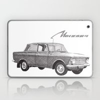 Moskvich 408 Laptop & iPad Skin