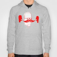 Documenting the Discovery of the Handlebar Mustache Hoody