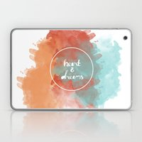 Follow Your Heart & Chas… Laptop & iPad Skin