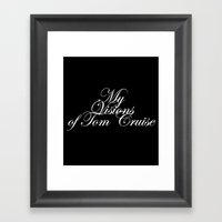 MVOTC Framed Art Print
