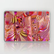 Fractal Pattern RP. Laptop & iPad Skin