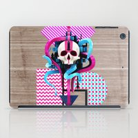 BeautifulDecay II iPad Case