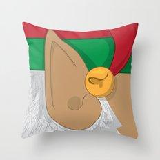 Good Elf.... Throw Pillow