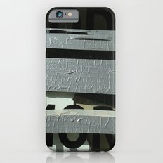 Urban Abstract 101 iPhone 6 Slim Case