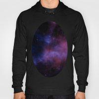 Nebula Blue Violet Hoody