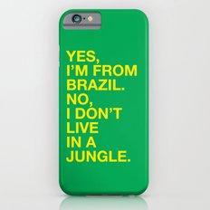 From Brazil III iPhone 6s Slim Case
