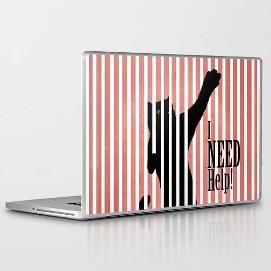 Prison Laptop & iPad Skin