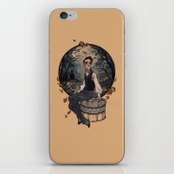 Victorian Witch iPhone & iPod Skin