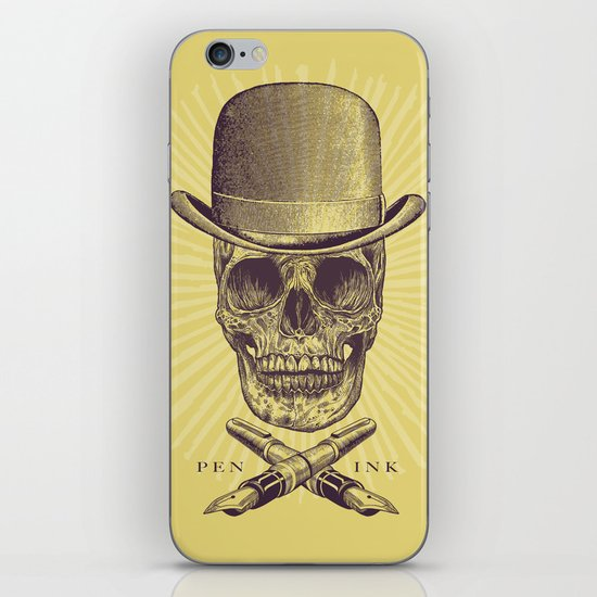 Dead Artist iPhone & iPod Skin