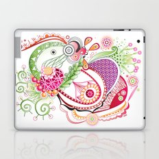 Spring tangle Laptop & iPad Skin