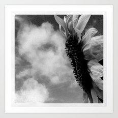 FLOWER 014 Art Print
