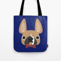 This is Brix Tote Bag