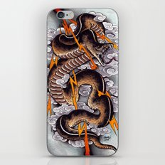 Lightning Cobra iPhone & iPod Skin