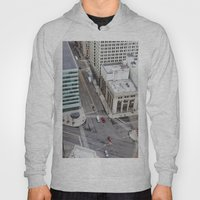 Michigan Ave & Griswold - Detroit, MI Hoody