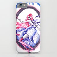 iPhone & iPod Case featuring Seasons by Alice