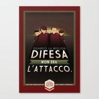 Poster Nostalgica - Dife… Canvas Print