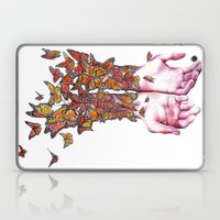 The Butterfly Project Laptop & iPad Skin
