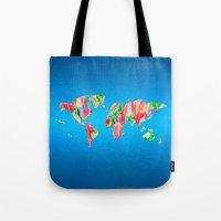Tulip World #119 Tote Bag