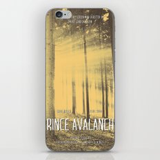 Prince Avalanche - Movie Poster iPhone & iPod Skin