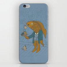 Big Eyed Fish iPhone & iPod Skin