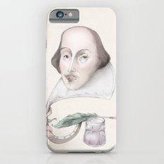 William Shakespeare iPhone 6 Slim Case