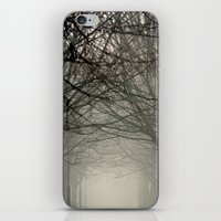 Branches Meeting In The … iPhone & iPod Skin