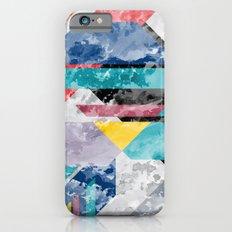Block Texture iPhone 6s Slim Case