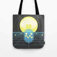 Pac-Monster Tote Bag