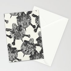 turtle party  Stationery Cards
