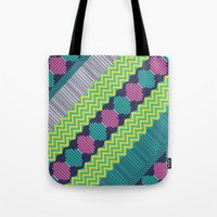Knitted 2 Tote Bag