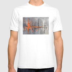 Levels -  (from Original… Mens Fitted Tee White SMALL