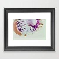 Sublimating Mandala Framed Art Print