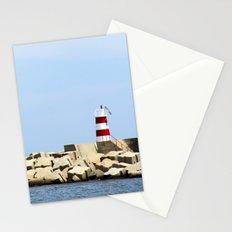 Sea Blocks Stationery Cards