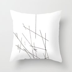 Plan Throw Pillow