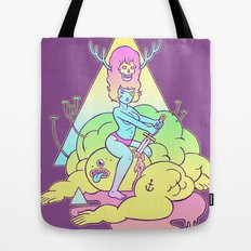 annihilation of the wicked Tote Bag