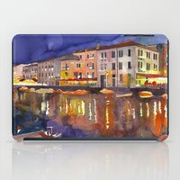 Night In Venice Part 1 iPad Case