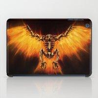 Mecha-Phoenix iPad Case