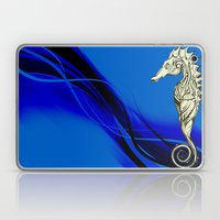 Tribal Seahorse Laptop & iPad Skin