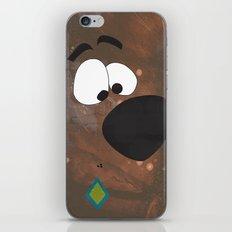 SCOOBY DOO iPhone & iPod Skin