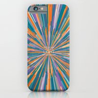 iPhone & iPod Case featuring LIGHT by TheCore