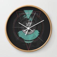 The Mark Wall Clock