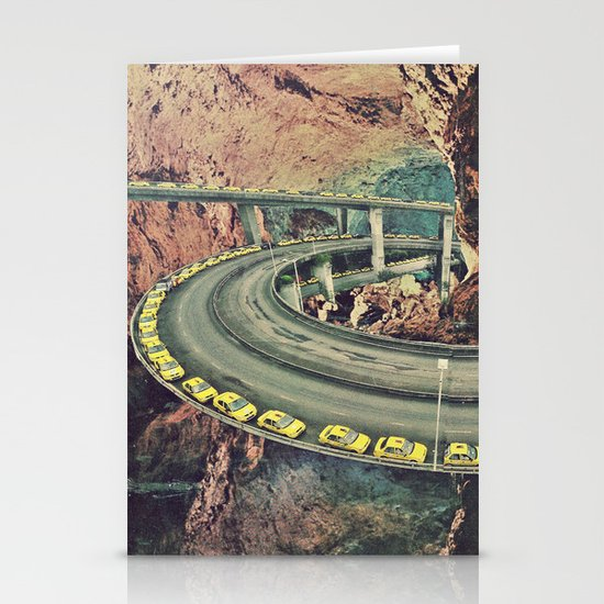 highway Stationery Card